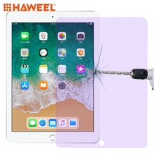 HAWEEL0.33mm 9H 2.5D Anti Blue-ray Explosion-proof Tempered Glass Film for iPad 4 / 3 2