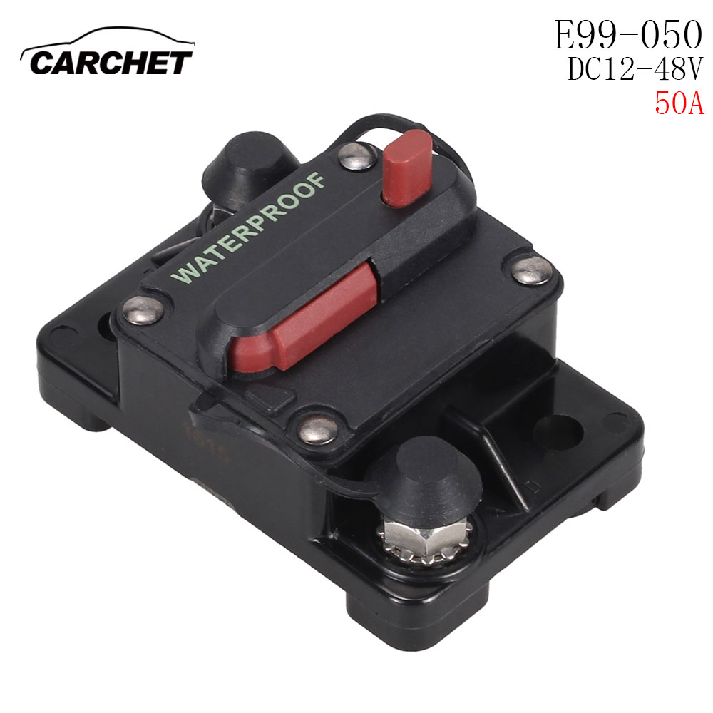 Car Automatic Recovery Switching Supplies Power 50a 60a