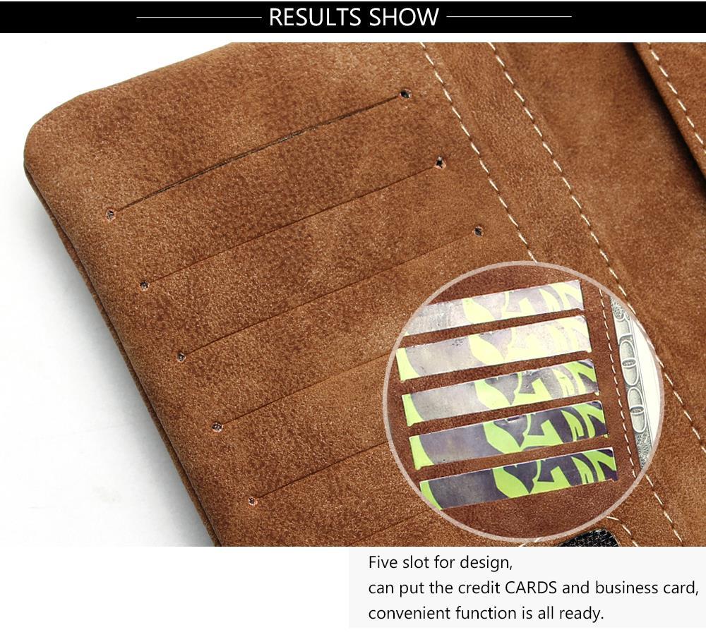 Теперь еще дешевле! Новые модные женские кошельки, кошелек из нубука на молнии, Женский Длинный дизайнерский кошелек, два сложения, много цветов, клатч