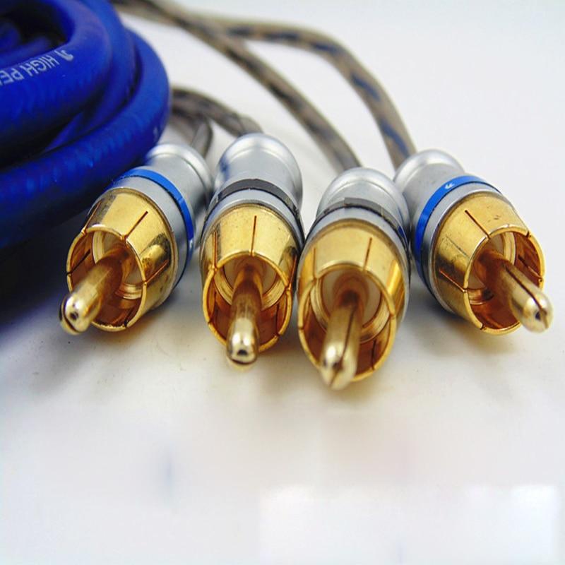 -RCA de cobre livre de oxigênio cabo