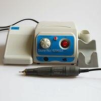 110 В/220 В Dremel Электрический микромотор Шлифовальные станки Ротари переменной Скорость Мощность инструмент для зубные, ювелирные изделия, хо