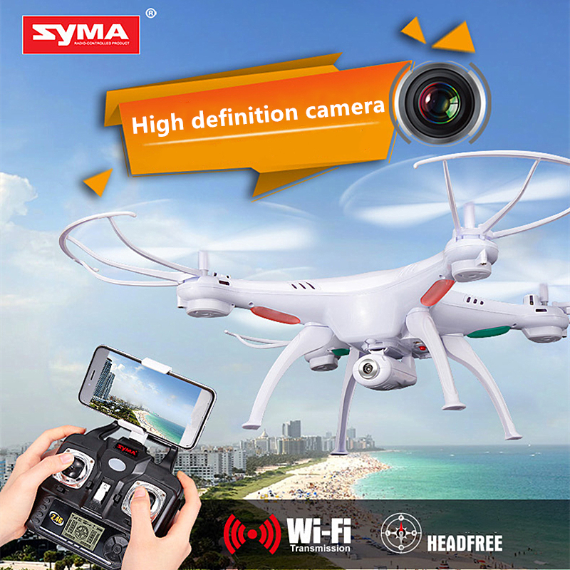 2.4G 6-Axes Gyro RC Aircraft Quadcopter Drone UAV FPV RTF UFO with 2MP HD Camera Wind Resistance Unmanned Aircraft RC Helicopter high quality syma x8c 2 4ghz 6 axis gyro uav rtf ufo with wide angle 2mp hd camera rc drone quadcopter helicopter