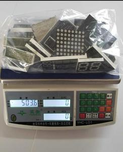 Image 3 - 500g mixed digital tube splayed tube dot matrix   display mixed electronic parts package