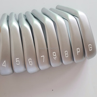 touredge JPX 900 Golf Irons Set Golf Forged Irons Golf Clubs 4 9PG Frosted head Regular and Stiff Flex