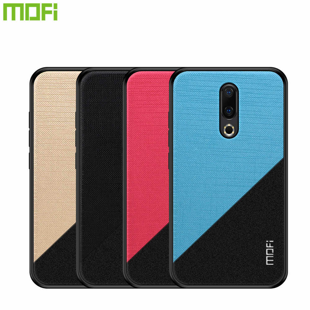 Original MOFi Case for Meizu 16th Cover Phone Cases Full Protection Back Cover for Meizu 16th plus Case