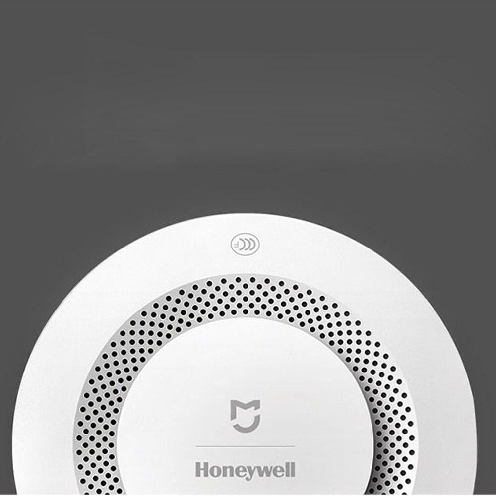 Image 2 - Xiao mi jia домашняя сигнализация пожарная сигнализация детектор Пульт дистанционного управления звуковая визуальная сигнализация уведомления работа с приложением mi Home-in Умный пульт управления from Бытовая электроника