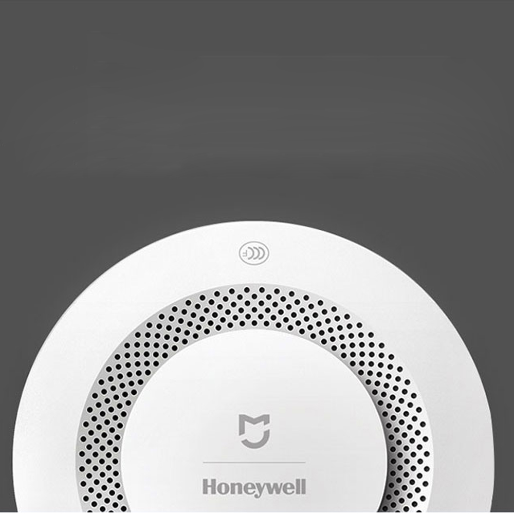 Image 2 - Xiaomi Mijia Home Alarm  Fire Alarm Detector Remote Control Audible Visual Alarm Notification Work With Mi Home APP-in Smart Remote Control from Consumer Electronics