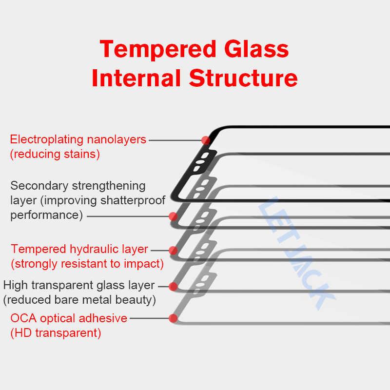 9H Tempered Glass untuk LG K10 2017 K8 2018 Screen Protector Pelindung Kaca untuk LG G7 G8 q7 Q8 V20 Tangguh Film