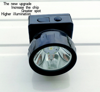 Hengda Led Light Ld 4625 Advanced LED Explosion Proof Miner Cap Lamp Cordless Mining Lights For