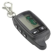 Distancia LCD para Tomahawk TW9010 dos vías sistema de alarma LCD de Control Remoto SHIPING LIBRE