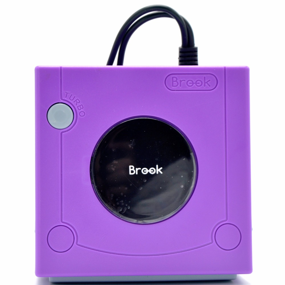 Brook 4 Ports GameCube Controller Adapter GC Controllers