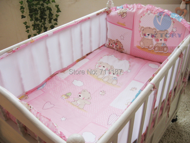 2014 New Baby Bed Tasted Suite animal paradise Baby Bedding Sets More Cotton Suite For Baby Very Comfortable Fsat Delivery