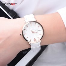 цена на LONGBO Women's Watches Luxury Brand Ceramic Watch Ladies Wrist Watch Gold Fashion Women Watches Relojes Mujer Relogio Feminino