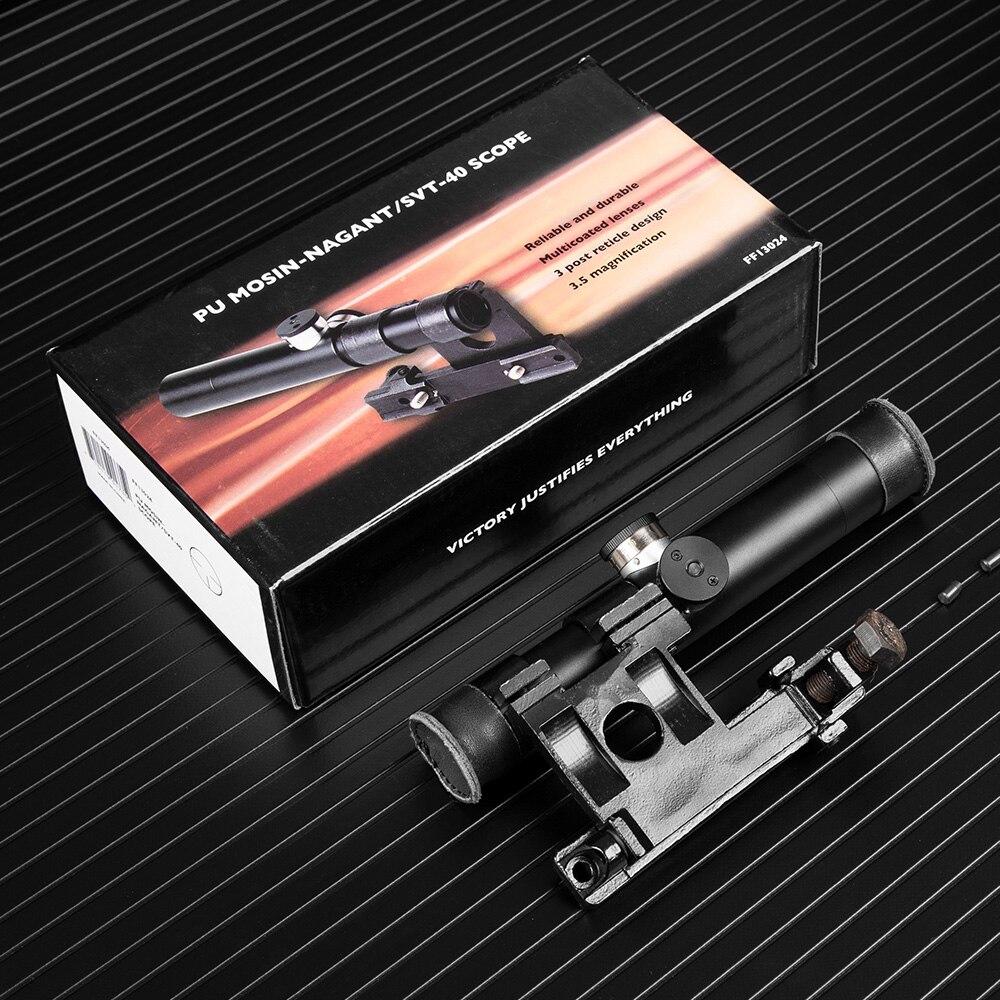 Caça de Chasse Mil Dot Ótica Visão Riflescope