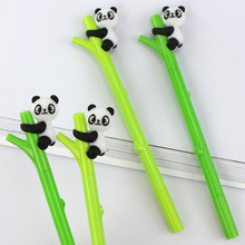 4pcs/lot kawaii planet cartoon cute Neutral pen stationery canetas material escolar office school supplies Reward