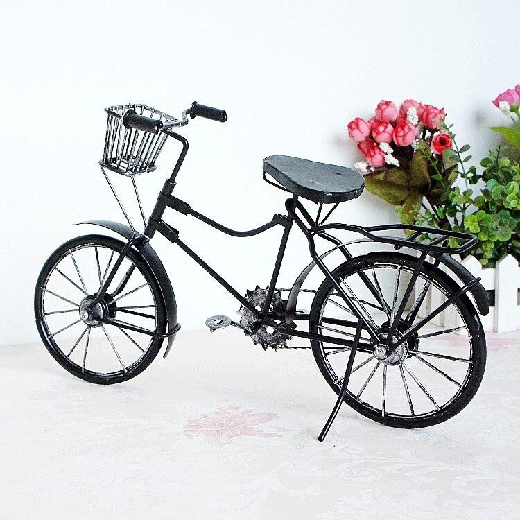 Online kopen wholesale fiets antieke uit china fiets for Metalen decoratie fiets