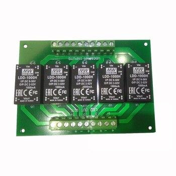 5 канальный LDD светодиодный драйвер с 5 шт., хорошо LDD 500H LDD 700H мощность для аквариума, светодиодный излучатель