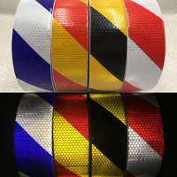 20Roll Wholesale Express Reflective Warning Tape Self Adhesive Sticker For Car Motorcycle
