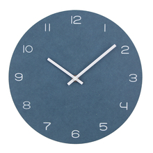 New Arrival MDF Wooden Wall Clock Slient Vintage Rustic Shabby Clock Art Watch Home Decor Relogio