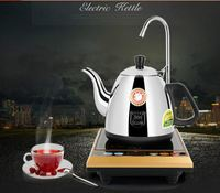 Electric teapot electric kettle automatic pumping with water heater tea set Anti dry Protection