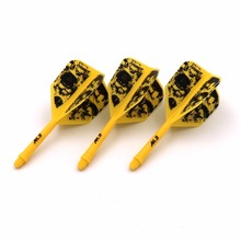 CUESOUL Rost Integrated Dart Shaft and Flights Medium,Set of 3(China)