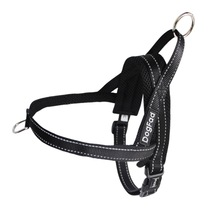 Nieuw Pet Products Fast Fit Nylon Reflecterend Verstelbaar Hondentuig Vest Small Medium Large Dog Halsband XS S M L 3 Kleuren
