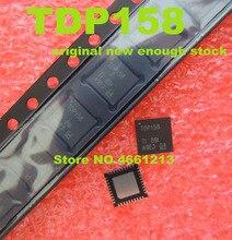 2 peças 5 peças de chip hdmi, novidade tdp158 pro para x box one hdmi chip qfn40