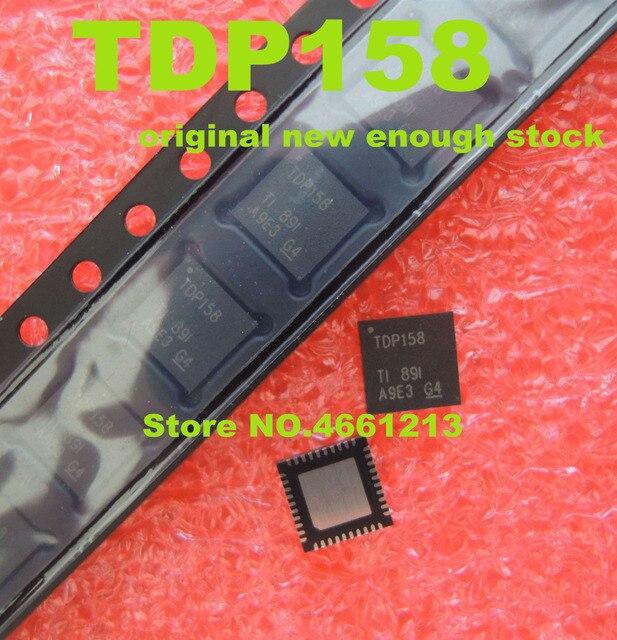 Оригинальный новый чип TDP158 TDP158RSBT TDP158RSBR для X BOX ONE HDMI QFN40, 2 шт., 5 шт.