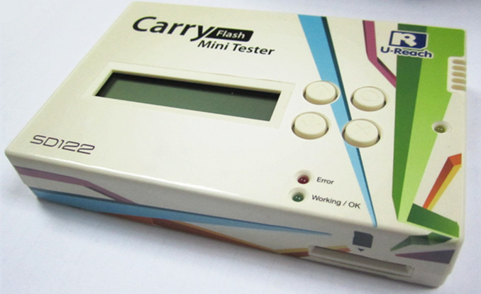New Duplicator Data Tester Speed Capacity Data Format Tester