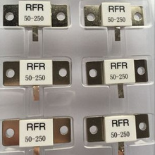 Резистор фиктивной нагрузки RFR-50-250 RFR В переменного тока, 50-250 RFR50-250 250 W 50R 50 Ом 250 Вт одноконтактный
