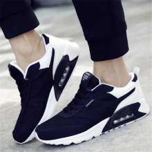 High-quality Men sports shoes Air cushion max running for men breathable mesh Sneakers Walking jogging