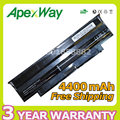 Apexway 4400mAh Laptop Battery for Dell Inspiron n5110 N5010 N5010D N7010 N7110 M501 M501R M511R N3010 N4010 N3110 N4050 N4110