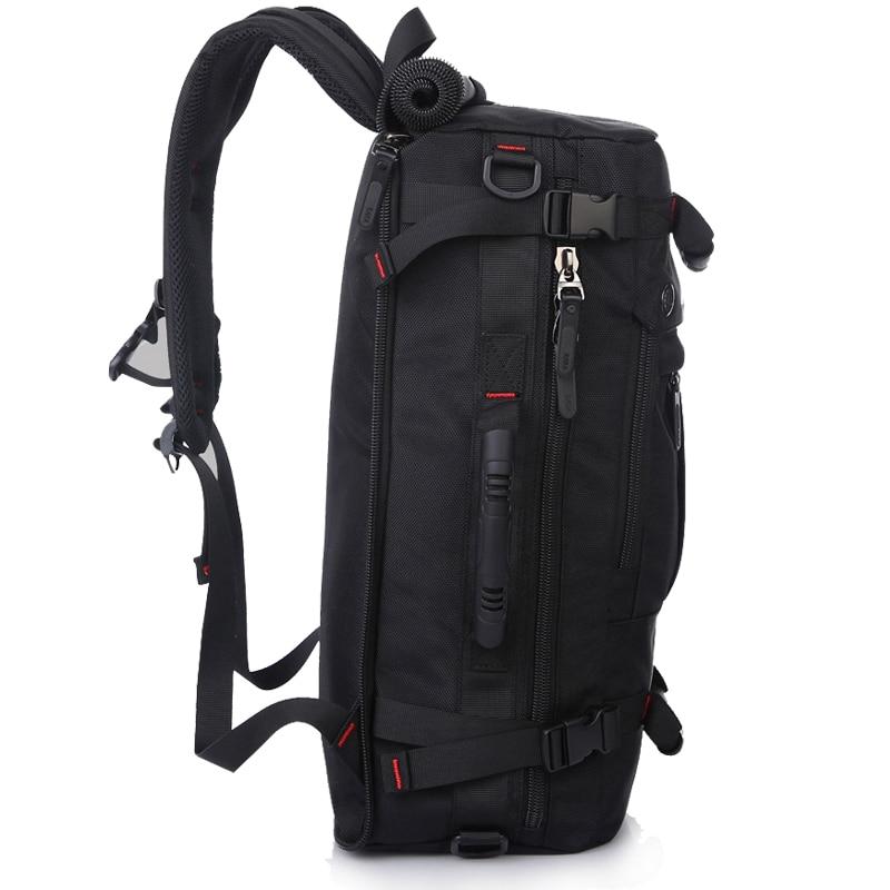 Image 5 - KAKA Brand Stylish Waterproof Large Capacity Backpack Male  Luggage Travel Shoulder Bag Computer Backpack Men Multifunctional  Baglarge capacity backpackbackpack brandbackpack male