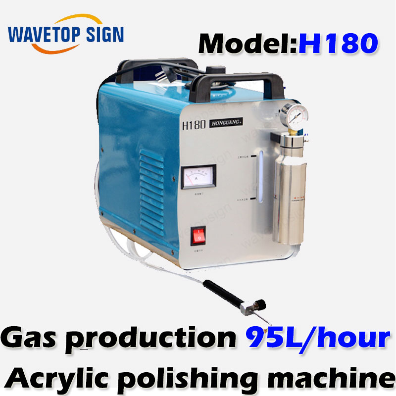 Acrylic polishing machine H180  95L/hour   input 220v   capacity  1000ml 1pc white or green polishing paste wax polishing compounds for high lustre finishing on steels hard metals durale quality