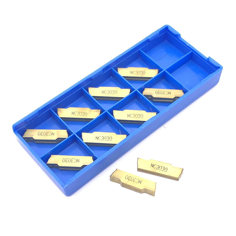 20PCS MGMN400 M NC3030 Turning Tools carbide inserts MGMN 400 lathe cutter CNC Parting and grooving part of20PCS MGMN400 M NC3030 Turning Tools carbide inserts MGMN 400 lathe cutter CNC Parting and grooving part of