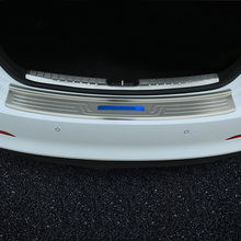 Hyundai Elantra Rear Bumper And Trunk Shield Trim Cover 2017