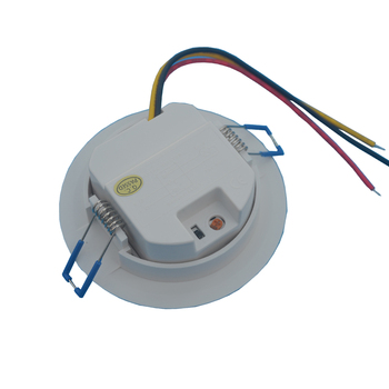 New  220V 110v Recessed PIR Ceiling Occupancy Motion Sensor Detector Light Switch