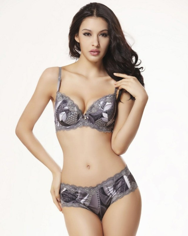 The first chart converts the band size, and the second converts the cup size. You will also find a bra sizing guide, to find your correct US size. Please note that these conversion table only give an estimate to your bra size, as sizes may vary between different bra manufacturers.