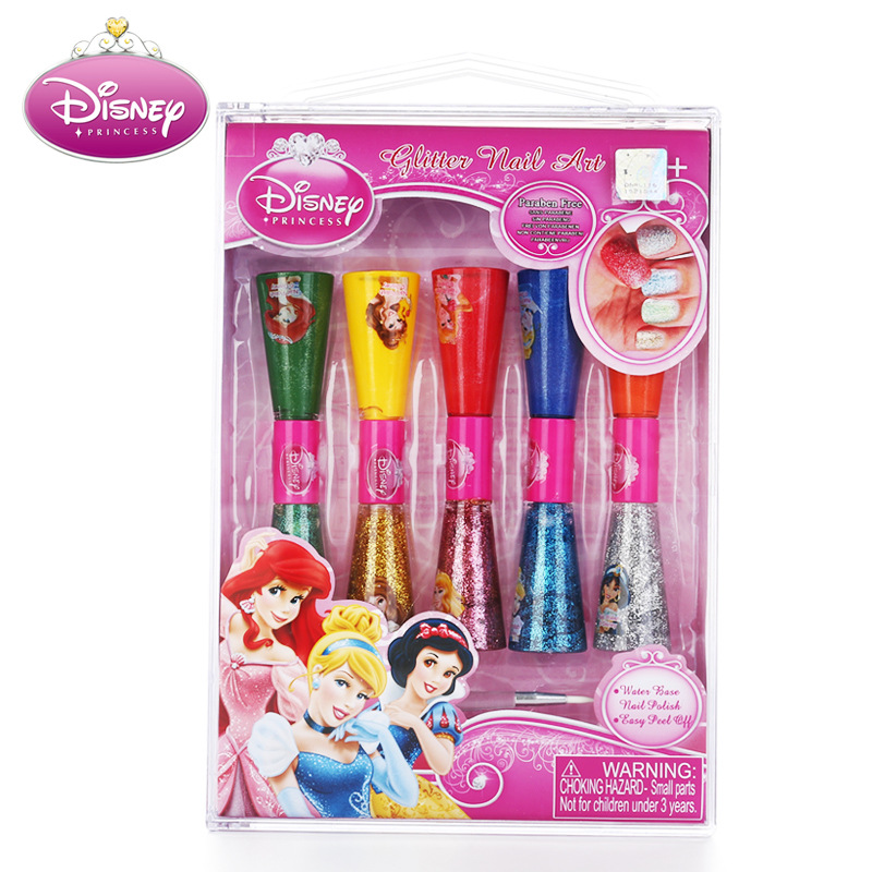 Disney Children's Nail Polish Non toxic Tasteless Girl