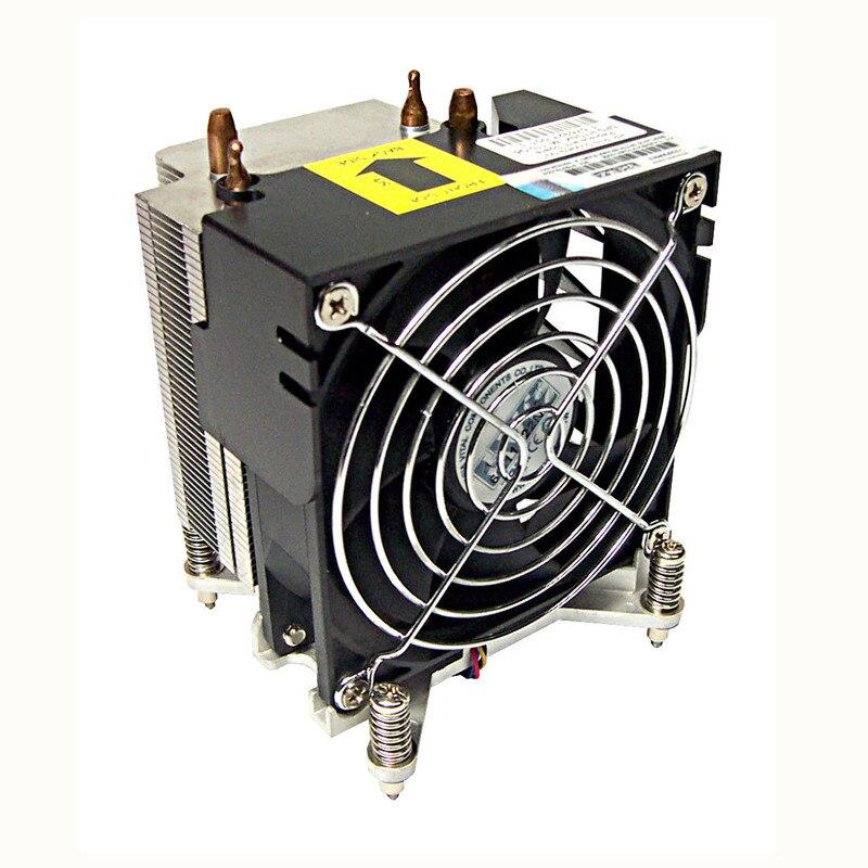 Server CPU Radiator 509969 001 ProLiant ML110 G6 Processor Heatsink 576927 001 Heatsink Fan ML310 G6