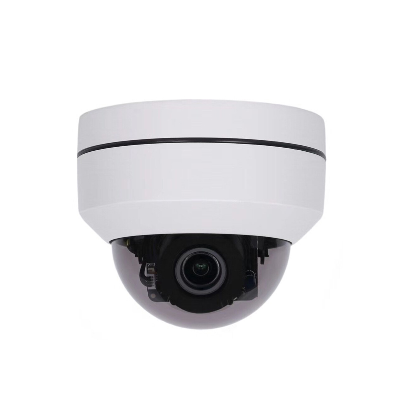 Nouveau 2MP 4X Zoom Motorisé IR nuit vision 4 EN 1 CCTV PTZ Caméra 1080 P AHD TVI CVI CVBS Mini IR PTZ Caméra Dôme