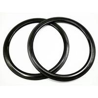 700c carbon road rims 38x25mm clincher rim tape U road bike rims AC3 brake 3k 455g bicycle rim
