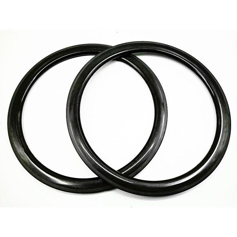 Motivated Carbon Road Rims 700c 38mm Clincher Rim Tape 25mm U Road Bike Rims 18 20 21 24 Holes Rim Bike Ac3 Brake 3k Glossy 455g