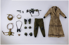 1/6 Batman VS Superman Desert Clothes Suit Set for 12inch Action Figure