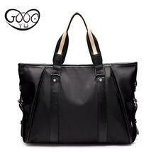 Waterproof Wear-resistant Mens Briefcase Business Crossbody Bag Men Stylish Leisure Nylon Handbag Fashion Large Shoulder
