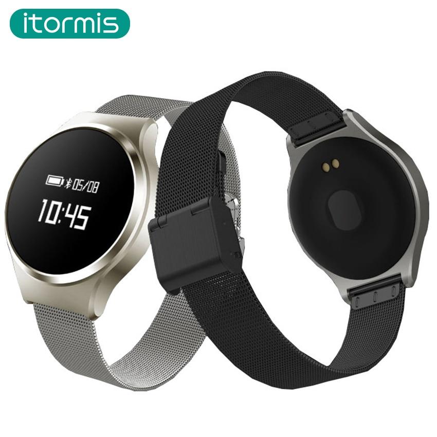 2017 New Arrival itormis B40 SmartBand PK miband mi band 2 ID115 Fitness Tracker Heart rate