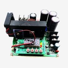 5 pçs/lote B900W módulo impulso ajustável Módulo Regulador de Tensão de Entrada do Transformador de Corrente Constante 8 60v para 10  120v 900w