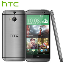 Brand New HTC One M8 M8T Mobile Phone 5.0 inch Snapdragon 801 Quad Core 2GB RAM 16GB ROM 3 cameras Android Smart Phone