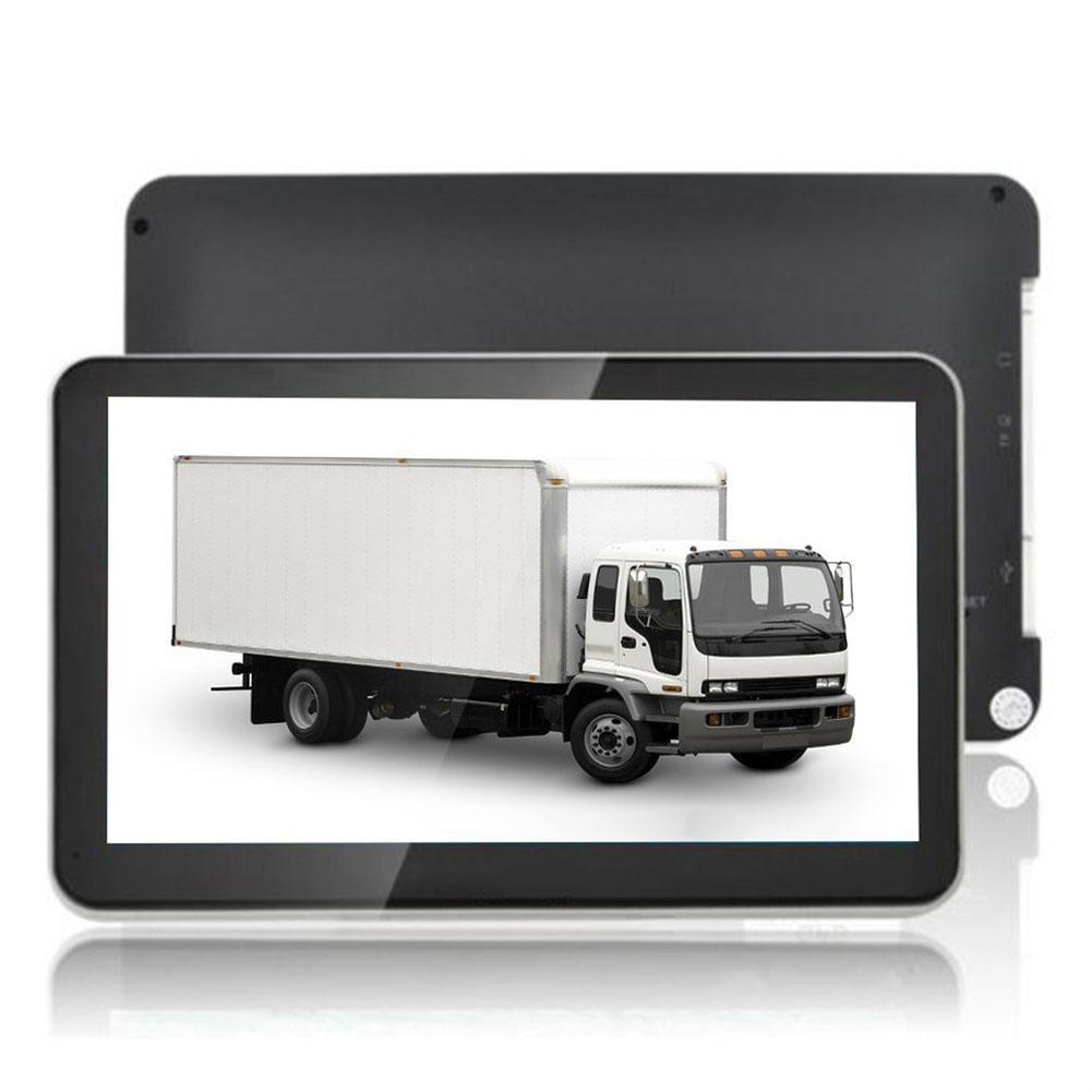 7 Inch US Model GPS Navigator 800*480 TFT LCD Display Car Truck Portable GPS Intelligent Positioning System With US MAP