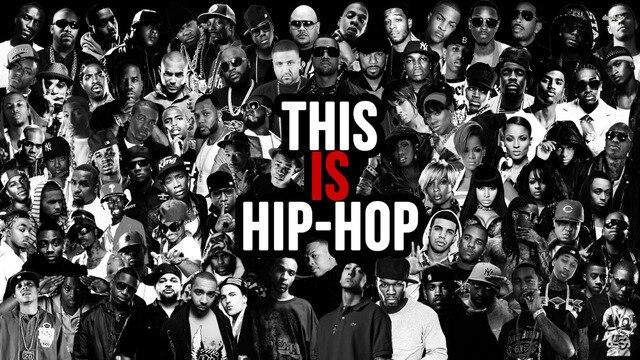 Buy P1017 Hip Hop Rap Singers Wallpaper